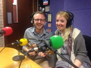 Toucan Uke BBC Radio Lincolnshire Pic